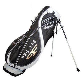 Cleveland Limited Edition CG 588 Series Ultralite Stand Bag Mens Black White Amazoncouk Sports Outdoors