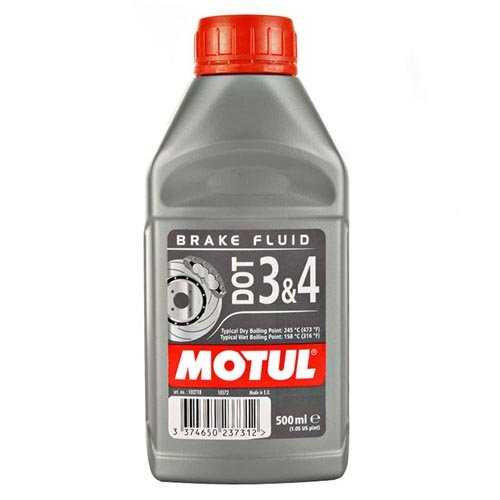 Motul - Motul DOT 3 DOT 4 500 ml