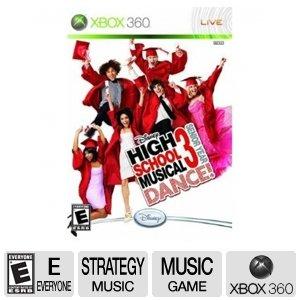 HIGH SCHOOL MUSICAL 3 SENIOR YR BUNDLE: XBOX 360 10023500