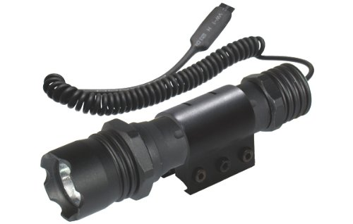 UTG 150lumen LED Light, 26mm Head, Handheld or Ring Mount (Leapers Web Utg Utg)