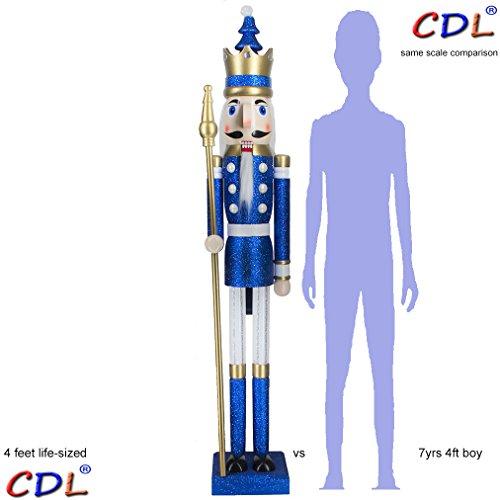 Large Christmas Figures - CDL 48