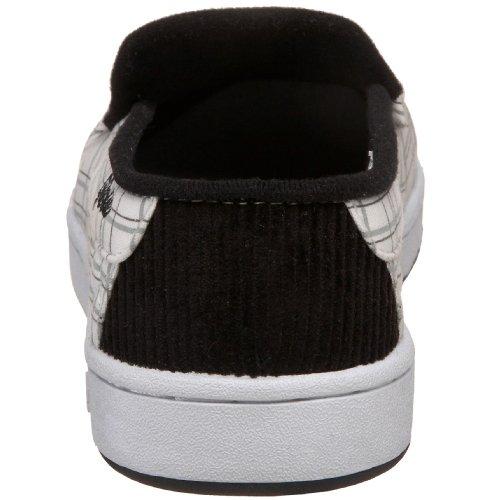 Globe Mens Castro Sneaker White/Plaid SZOIg