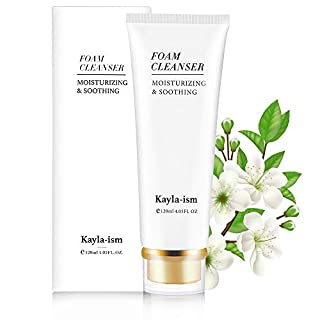 Kayla-Ism Facial Cleanser | 28 Days Skin Tightening | Face Wash with Organic & Natural Ingredients | Amino Acid Moisturizing Face Cleanser | Oil Control and Makeup Removal