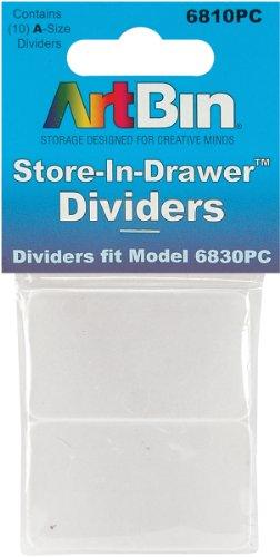 Artbin Store Drawer Dividers Pkg Fits