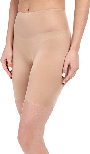 Spanx Control Pants - SPANX Women's Skinny Britches Girl Shorts, Naked 2.0, Large