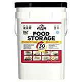 Augason Farms 30-Day Emergency Food Storage Supply 29 lb 4.37 oz 8.5 Gallon Pail