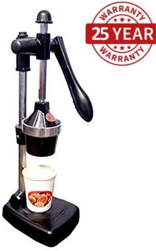 Buy Royal World Hand Press Juicer (Black) Online at Low