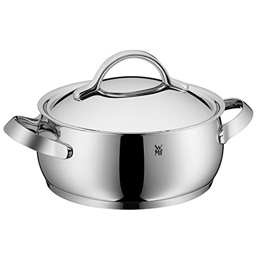 WMF 17 2624 6040 5 quart Concerto Pan, Silver by WMF