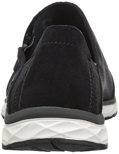 Dr. Dr. Scholl's Shoes Women's Anna Zip Fashion Sneaker Black Fabric Zapatos De La Zapatilla De Deporte De La Moda De Tela Negro Anna Postal De Las Mujeres Del Scholl En venta Sitio oficial Clearance Store Barato Online Footlocker Finishline en Venta B0oaSJUTO