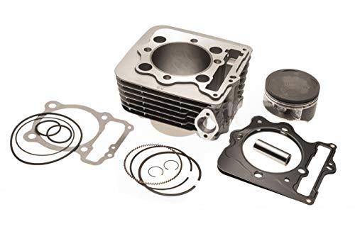 Std Bore Piston Kit - Honda TRX 400EX 400X Std. Bore Cylinder Piston Gasket Rebuild Kit 85mm
