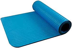 Redlemon Tapete para Yoga con Correa para Transportar, Yoga Mat de 8 mm de Grosor para Cualquier Ejercicio, Resistente,...