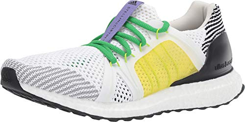 detailed look f2782 b2eac adidas by Stella McCartney Women s Ultraboost Footwear White Black White Fresh  Lemon 6