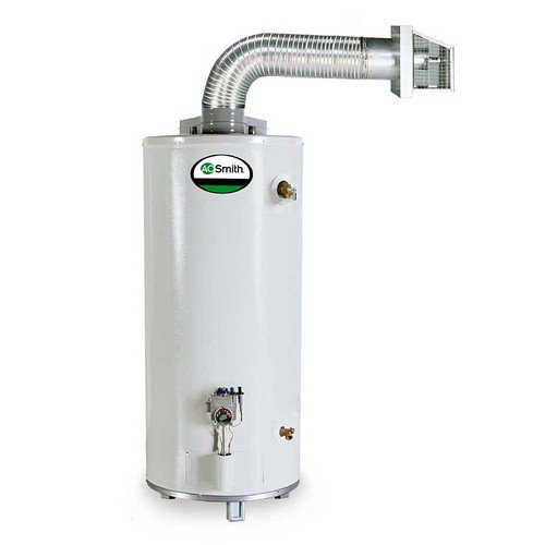 Direct Vent Brass (40 Gallon ProLine Direct Vent Residential Water Heater)
