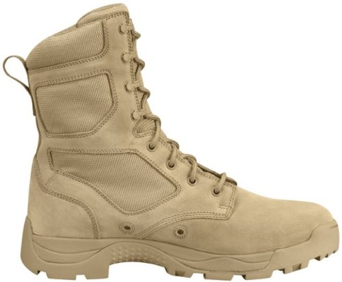 Propper Benning 8 inch Tactical Boots, Tan, 9 2E