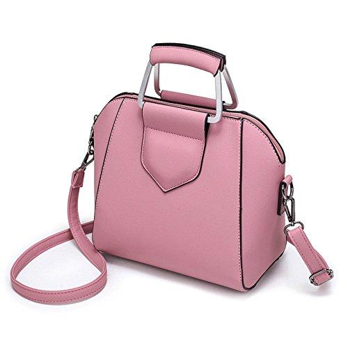 à Bandoulière DHFUD Coquilles Bandoulière Sac Sac Pink Womens Sac à Main Sac Mode à SFFt8r