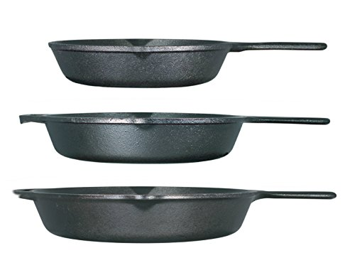 Buy the best cast iron skillet
