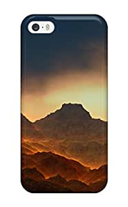 Demi Lovato Case's Shop 7088863K28023971 Forever Collectibles Valley Burn Hard Snap-on Iphone 5/5s Case