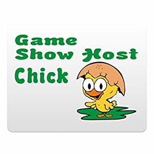 Eddany Game Show Host chick Plastic Acrylic