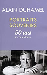 Paperback Portraits-souvenirs (French Edition) [French] Book