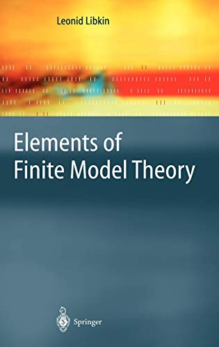 Elements of Finite Model Theory (Texts in Theoretical...
