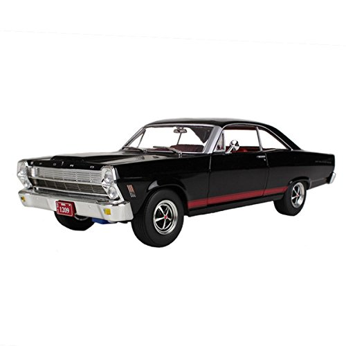 1966 Ford Fairlane 427 Black 1/25 by First Gear 40-0346
