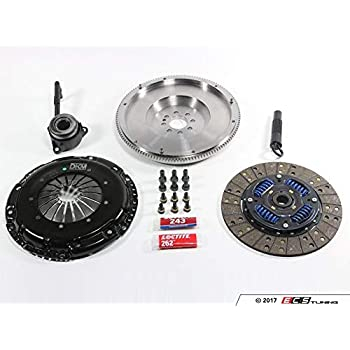 DKM Sprung Organic MB Clutch Kit w/Steel Flywheel for 2.0 TDI Volkswagen