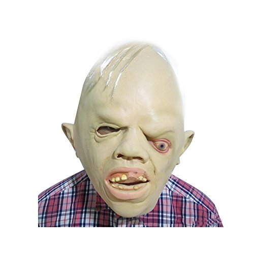 [SIO Deluxe Novelty Halloween Costume Party Goonies Sloth Mask] (Sloth Goonies Costumes)