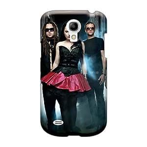 Samsung Galaxy S4 Mini Khi29527dFRt Customized Beautiful Music Evanescence Skin Great Hard Phone Cases -AshleySimms