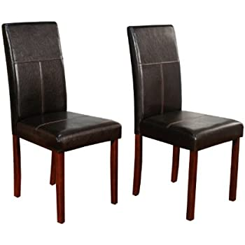 Amazon Com Target Marketing Systems Set Of 2 Upholstered