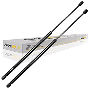 2 Pc Truck Camper Top Rear Window Lift Support Strut 40 lbs Replaces C16-06874