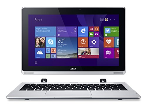 Acer Aspire Switch 11 SW5-171-39LB 11.6-Inch Full HD Detachable 2 in 1 Touchscreen Laptop