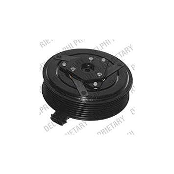 Delphi 0165009/0 Compresor De Aire Acondicionado: Amazon.es: Coche y moto