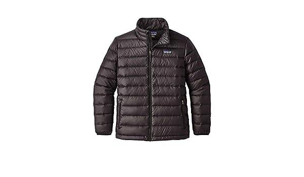 Amazon.com  Patagonia Boys  Down Sweater Jacket (Black e3244da78