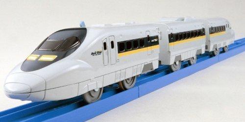 Tomica PraRail Bullet Train S-05 Shinkanen Series 700 With Light (Model Train) by Takara Tomy