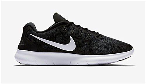 Running M Shoe Size Black white anthracite Women's Rn Nike Grey dark 9 5 Free Us 2017 RfqIB