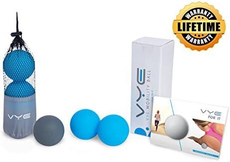 Movilidad de cacahuete y pelota Lacrosse - Juego de Pelota para ...