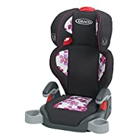 Graco TurboBooster Highback Youth Booster Seat, Caris