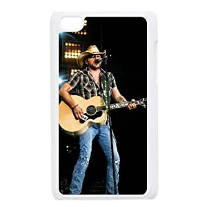 YYCASE Customized Phone Case Of Jason Aldean For Ipod Touch 4