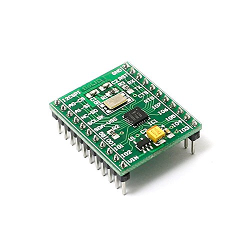 Breakout Board for SC16IS750 I2C/SPI to UART IC