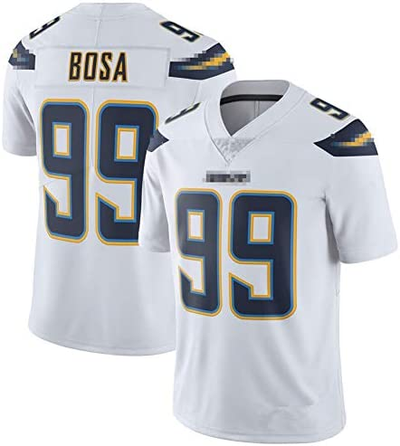 (Lightningチーム99#)BOSAサッカーユニフォーム、刺繍ユニフォーム、ファンユニフォーム、速乾性、通気性、快適なスポーツウェア-M