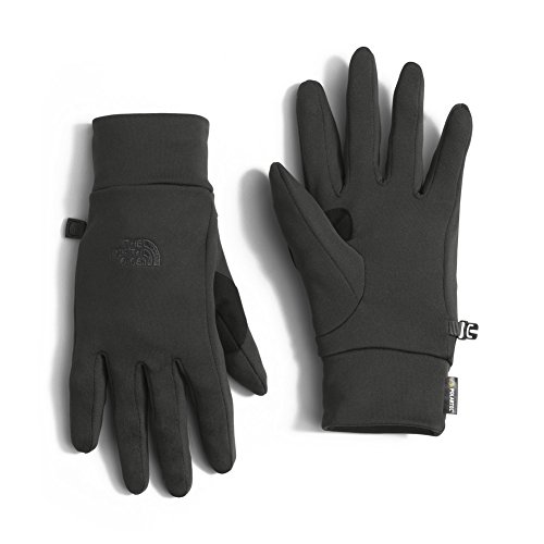 The North Face Powerstretch Glove Asphalt Grey XX-Small