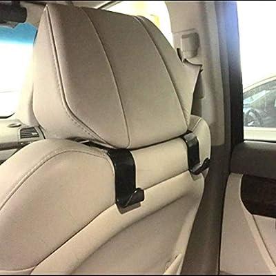 Cidere Portable Car Seat Headrest Hook Bag Hanging Hanger Organizer Holder Bath Toys : Baby