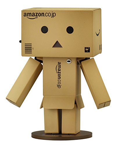 Revoltech Danboard Mini Yotsuba&! Action Figure Amazon.co.jp Box Version(2013 model) by Kaiyodo