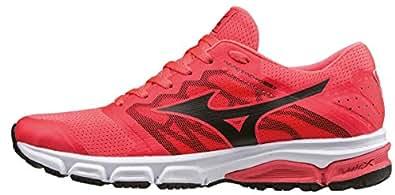 Mizuno Synchro Md 2 (w), Zapatillas de Running para Mujer, Rosa (Diva Pink/Black/White), 36.5 EU