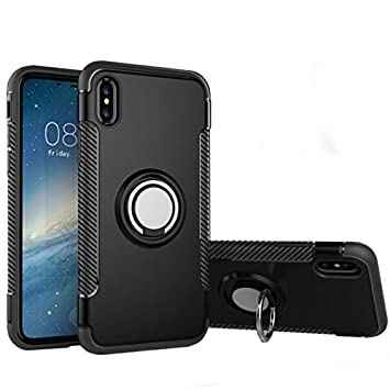 coque iphone x bague
