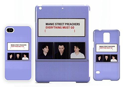 manic Street Preachers Everything iPhone 5 / 5S cellulaire cas coque de téléphone cas, couverture de téléphone portable