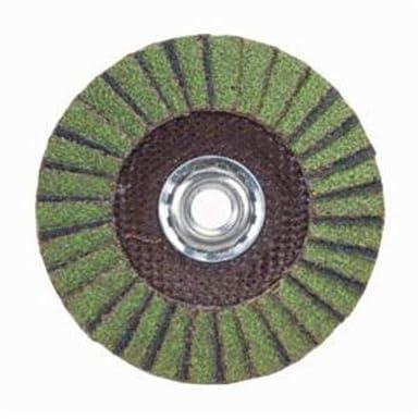 20//PK Norton Gemini R766 4-1//2 in x 5//8-11 in 60 Grit Type 27 Flap Disc Aluminum Oxide Quick Trim Plastic //// 66623399001