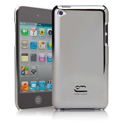 CASEMATE Hard Case (bear Lee there metallic silver) CM012242 for exclusive use of iPod touch 4G Japa Case Mate Ipod Touch