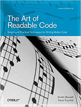 Image result for The Art of Readable Code