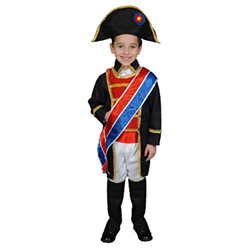 Officer And A Gentleman Fancy Dress Costume (Historical Realistic Looking Napoleon Costume)